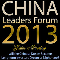 CHINA Leaders Forum 2013