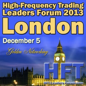 HFTLF 2013 - London - Golden Networking