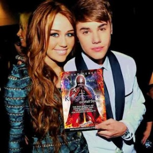 Miley Cyrus - Justin Bieber and Edgar Perez's Knightmare on Wall Street Step up Top Marketing in 2013