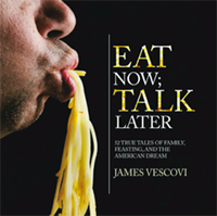 Eat Now Talk Later - Book Cover