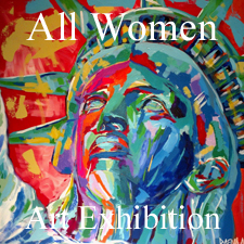 All Women - Online Art Exhibition