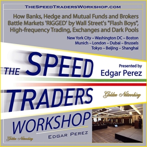The Speed Traders Workshop Logo