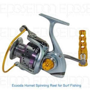 Ecooda Hornet Spinning Reel for Surf Fishing