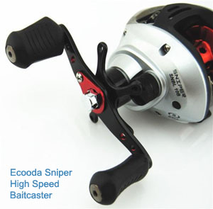 Ecooda Sniper High Speed Baitcaster
