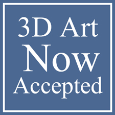 Online Art Gallery Now Accepts 3 Dimensional Art