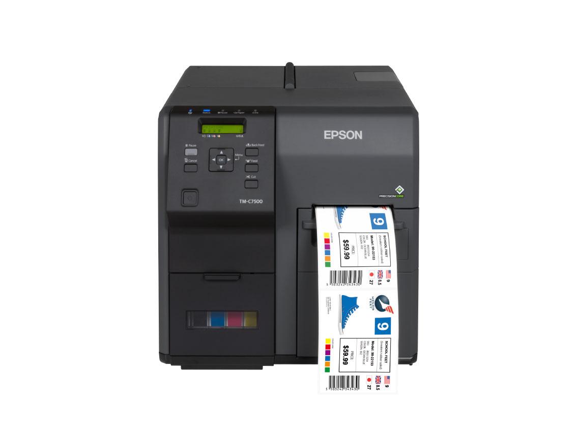 Epson Label Printer Star One Public Relations