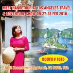 Handetour at Los Angeles Travel & Adventure Show