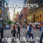 CityScapes - Art Exhibition