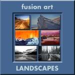Landscapes - Fusion Art