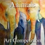 Animals - Online Art Competition