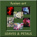 Fusion Art - Leaves and Petals