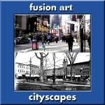 Fusion Art - Cityscapes