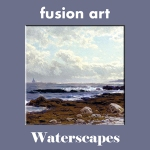 Fusion Art - Waterscapes