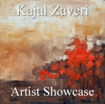 Kajal Zaveri - Artist Showcase