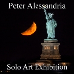 Peter Alessandria - Solo Art Exhibition - LST